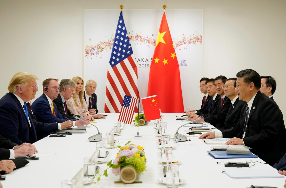 U.S., China move trade talks to Shanghai amid deal pessimism