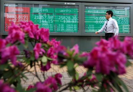 Asian shares guarded as investors count down to Fed