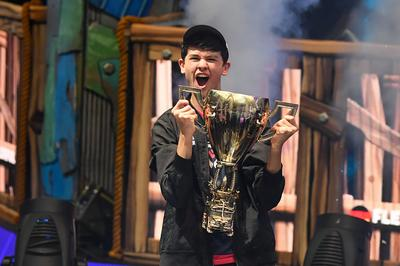 Teenager nabs $3 million prize in Fortnite gaming tournament