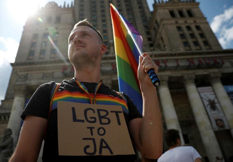 Image result for Polish 'I am LGBT' campaign attracts tens of thousands of Twitter supporters