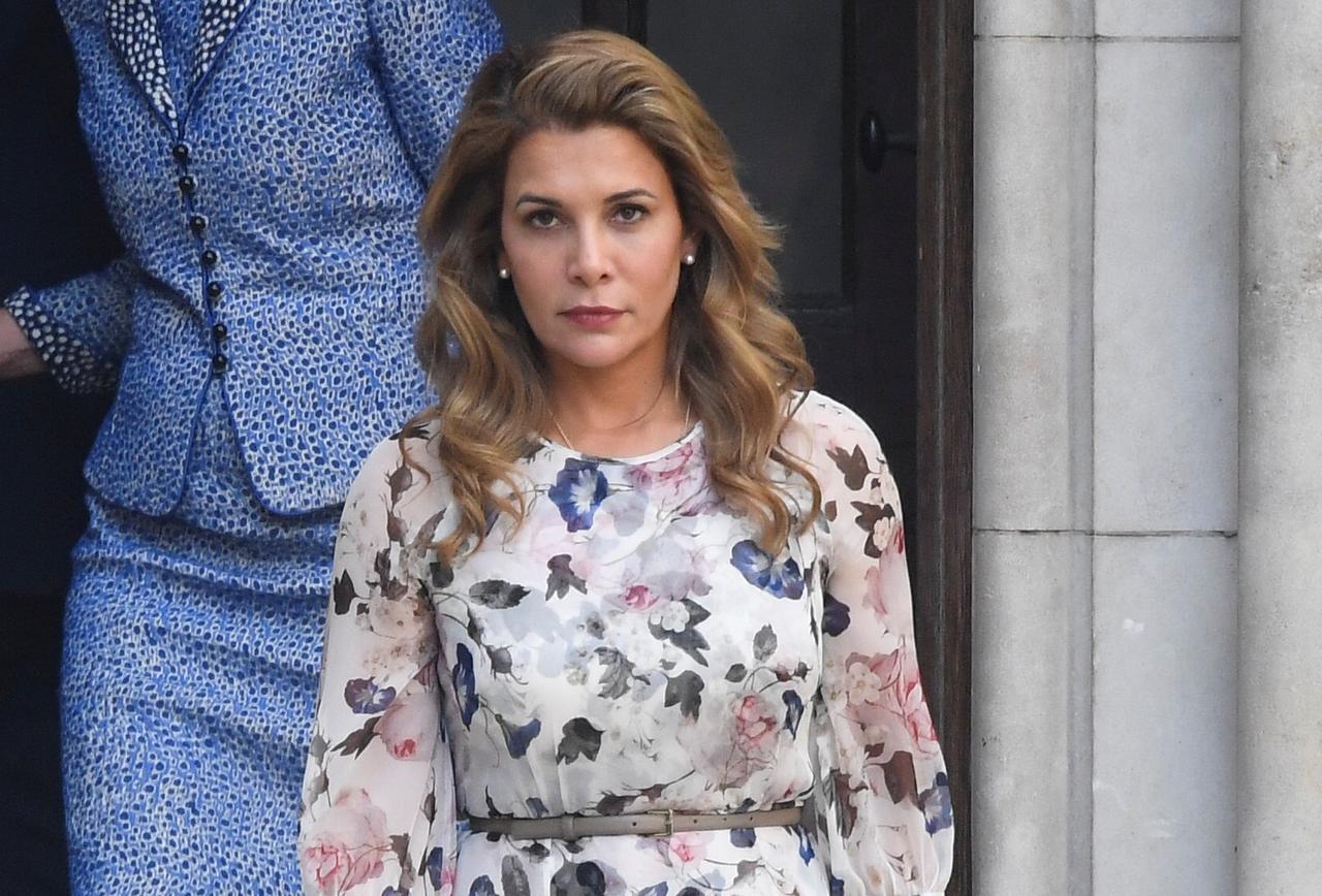 Jordan keeps silent in case pitting princess against sheikh