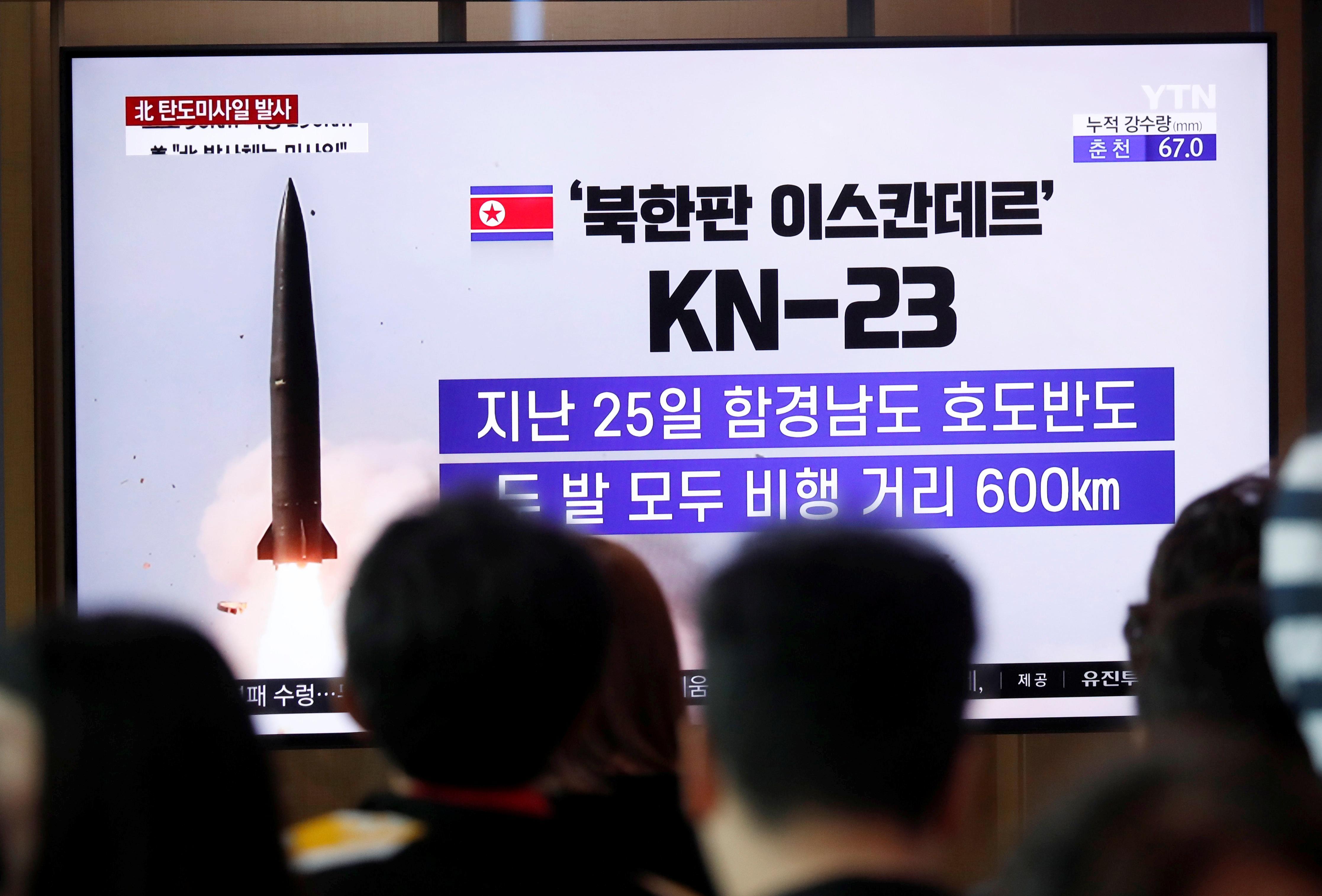 U.S. still hopes for talks after latest North Korean missile tests
