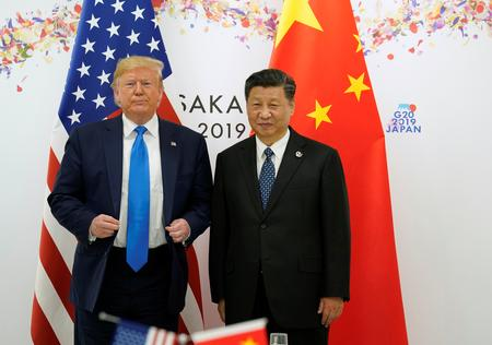 Trump hits China with more tariffs, says Xi moving too slowly on trade