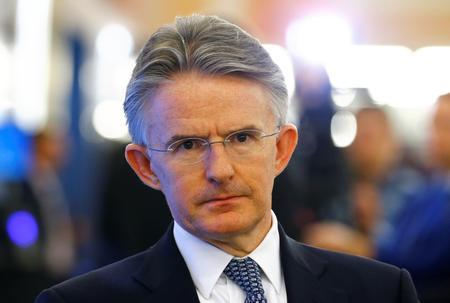 HSBC says CEO John Flint to step down