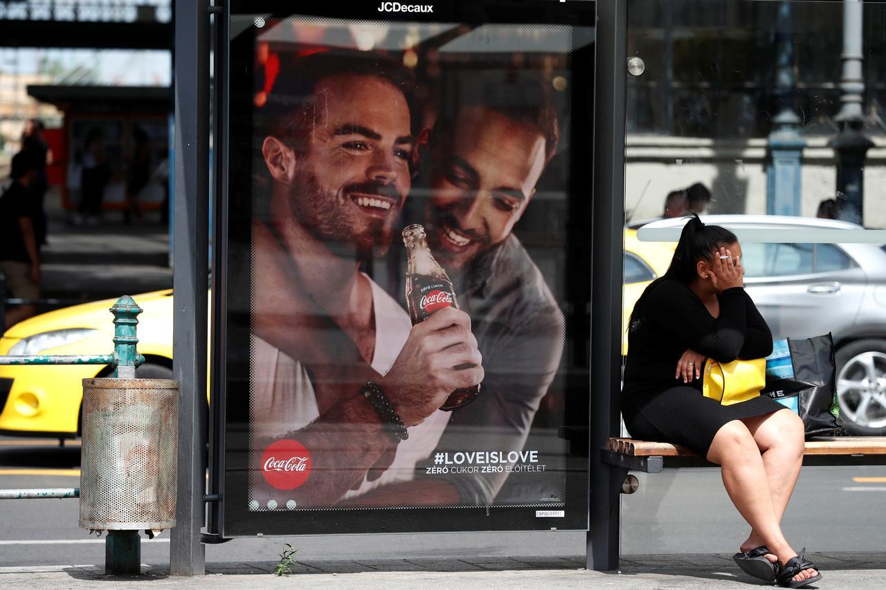 Coca-Cola ads promoting gay tolerance stir furor in Hungary