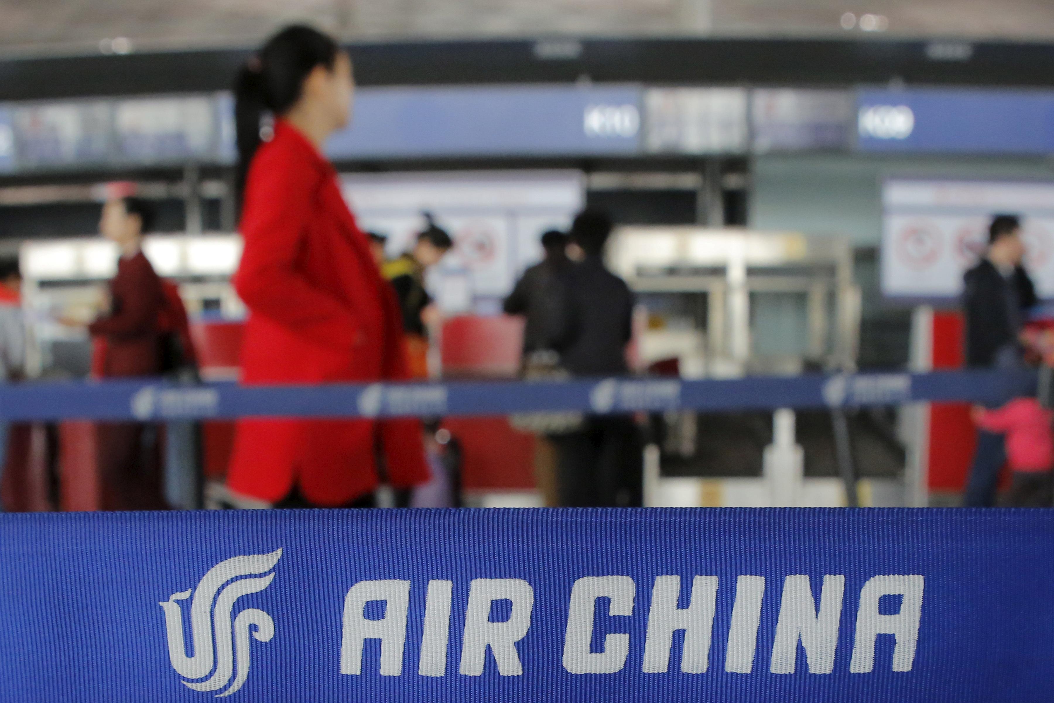 Air China to suspend Beijing-Hawaii flights amid weak travel demand