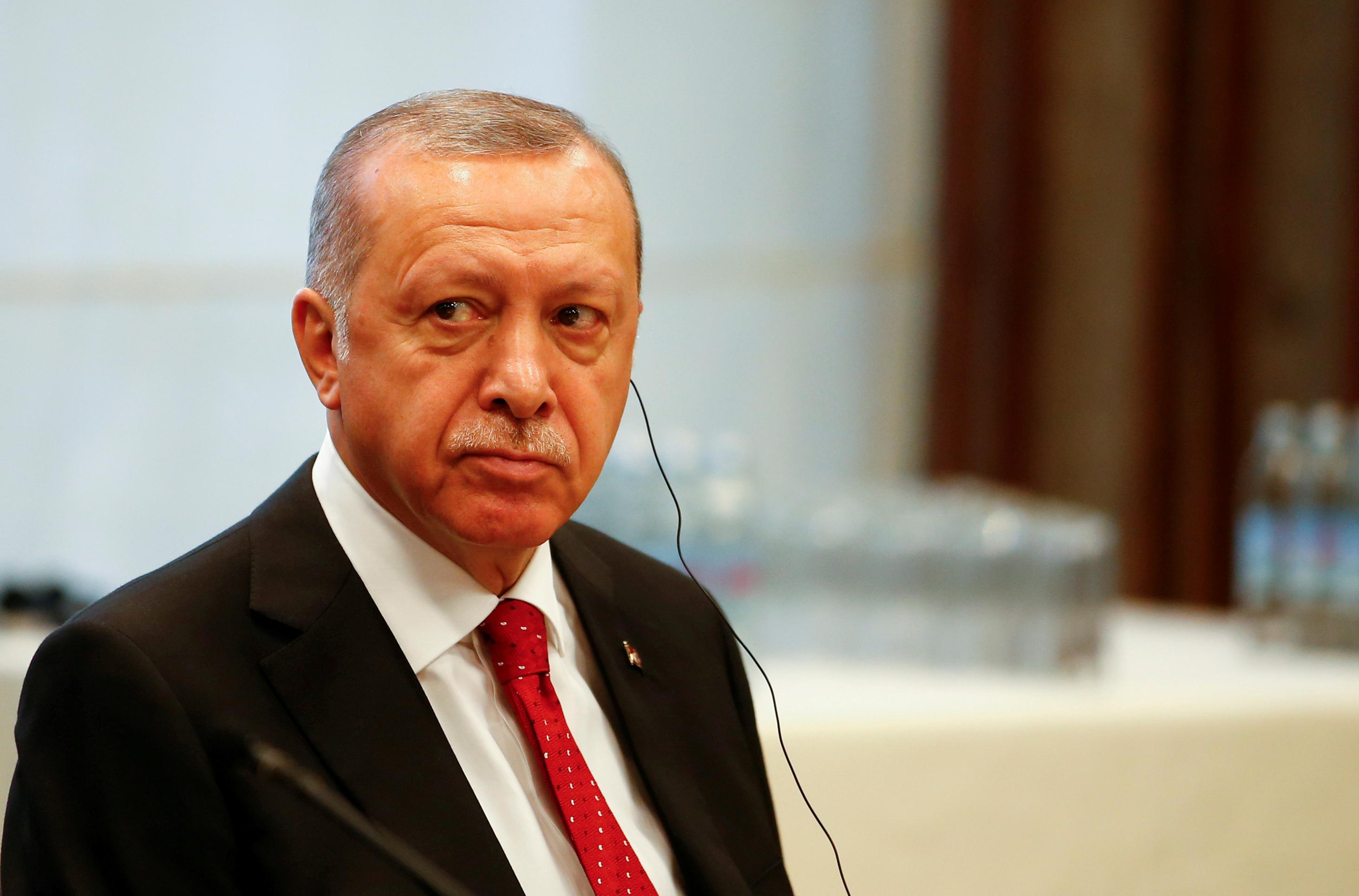 Erdogan says Trump will not allow ties to be held 'captive' to S-400 row