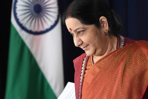 Sushma Swaraj: 1952-2019