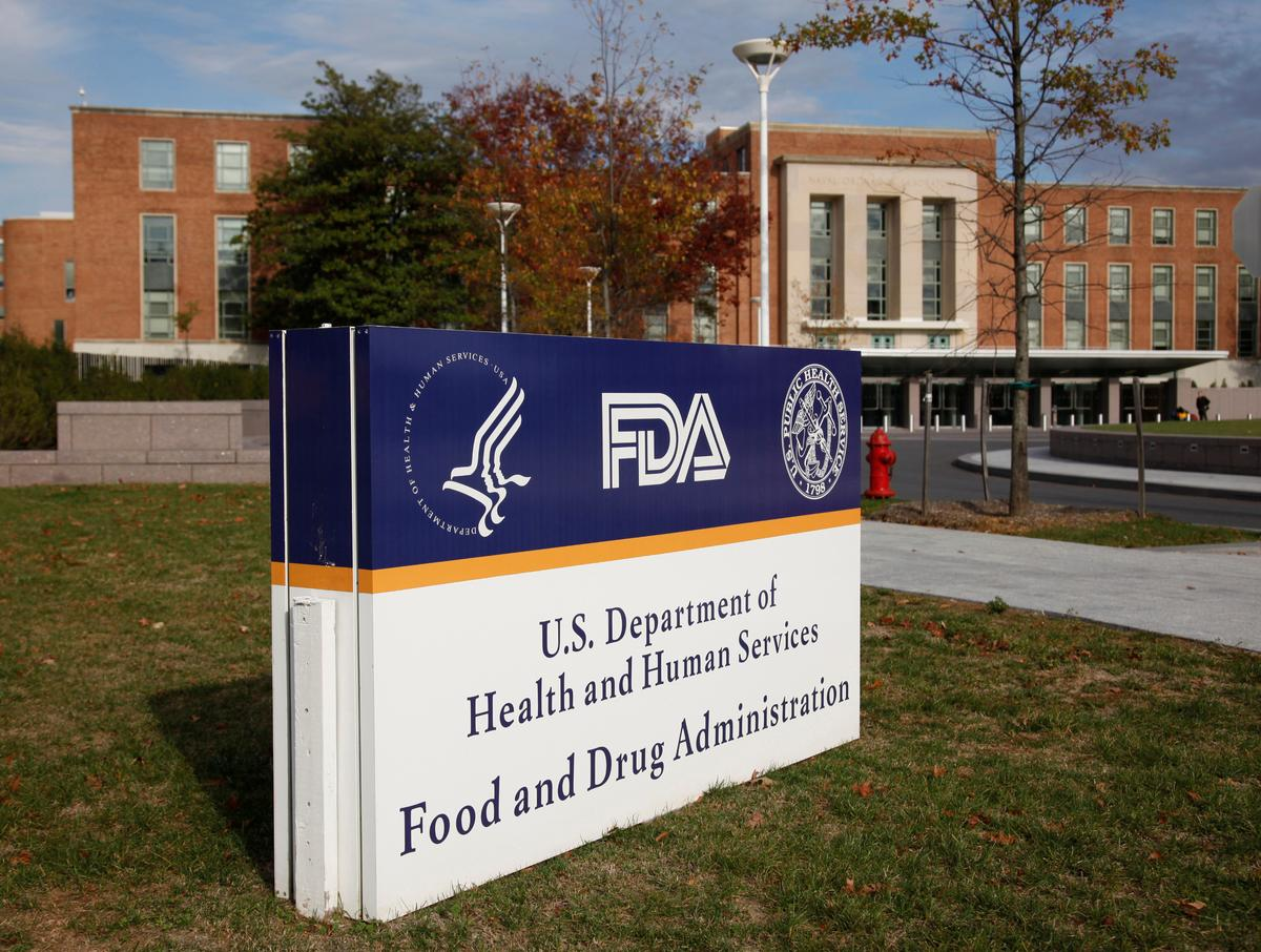 U.S. FDA says some data testing Novartis' $2 million gene therapy was manipulated