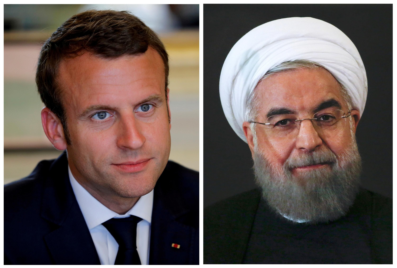 Macron did not invite Iran's Rouhani to G7 summit: diplomat