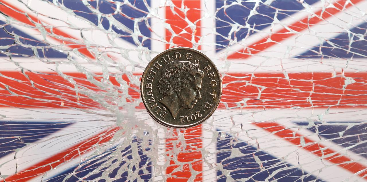 Sterling rout not yet over as no-deal Brexit odds jump - Reuters