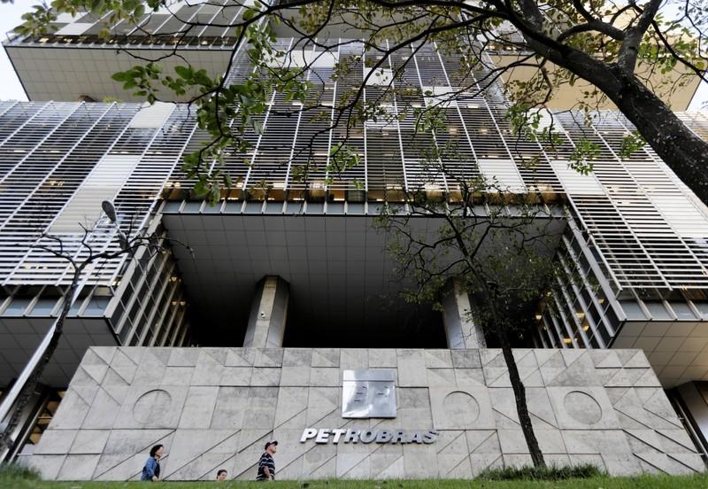 Brazil's Petrobras sells off $320 million hedge position as crude falls
