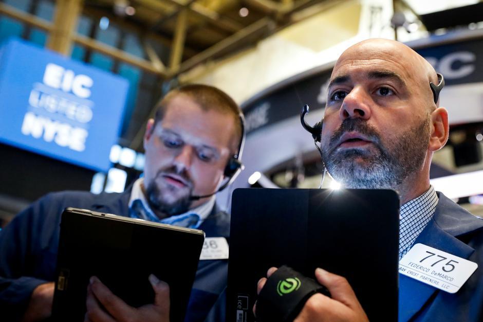 China trade data calms volatile global markets - Reuters