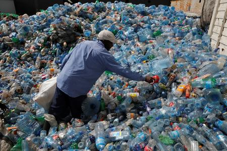 Plastic, plastic everywhere but not for African recyclers