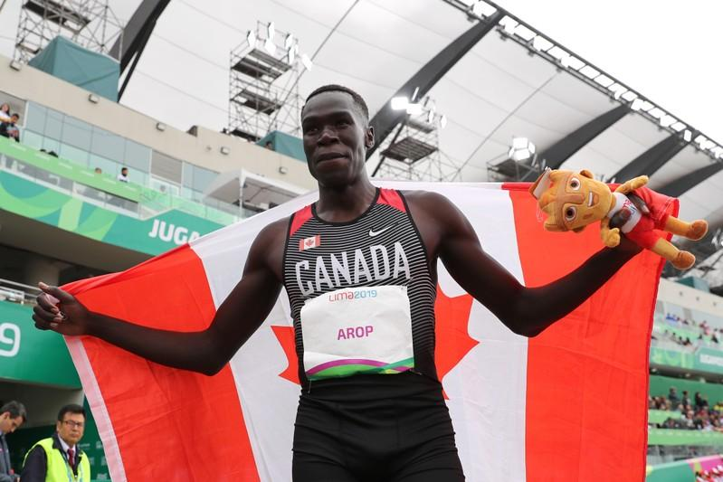 Pan Am Games: Canadians set two records, U.S. wins four golds in athletics