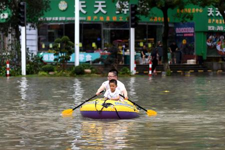 Death toll from typhoon in eastern China rises to 32 as storm moves north
