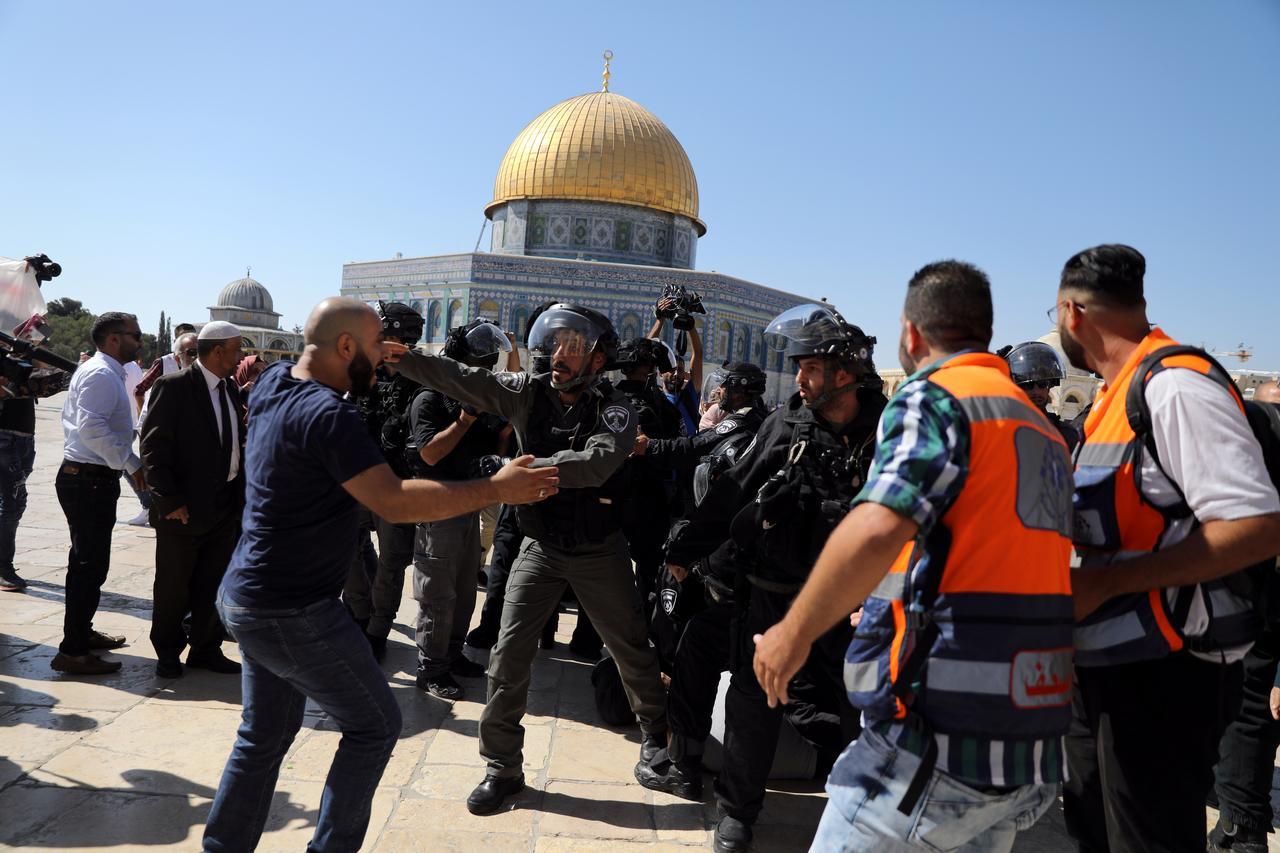 Αποτέλεσμα εικόνας για israel palestinians jerusalem riots