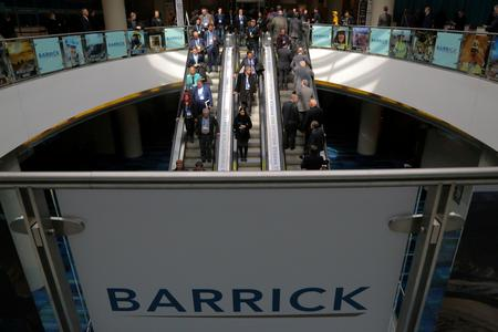 Barrick posts profit jump, flags significant work ahead on Acacia