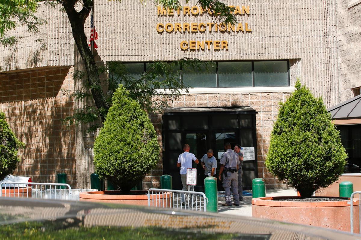 Top U.S. lawmaker demands answers in Jeffrey Epstein's death