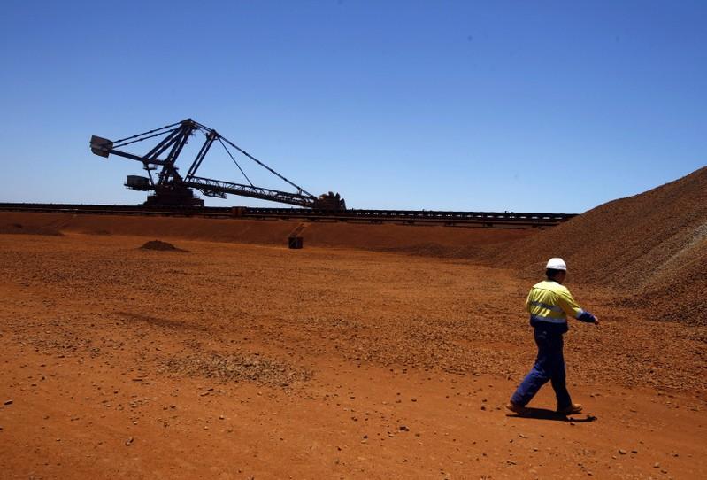 BREAKINGVIEWS - Iron ore feels the pinch of Beijing's restraint