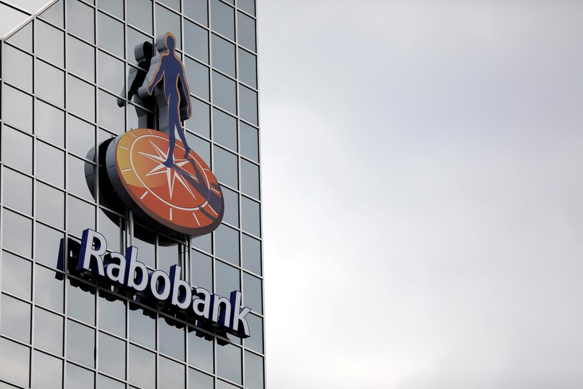 Net profit down nearly a third at Dutch lender Rabobank