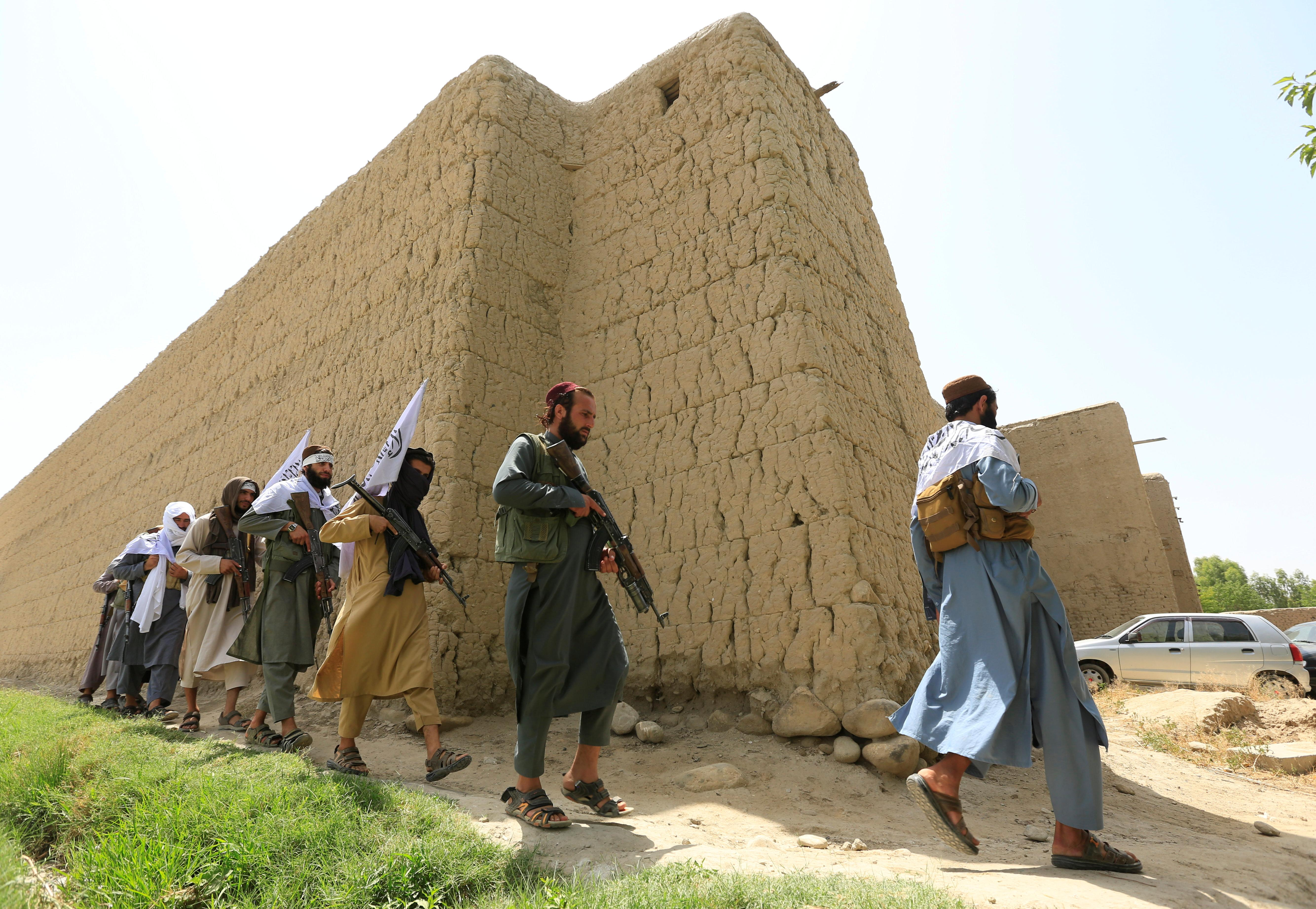 Taliban, U.S. pact in Afghanistan could boost Islamic State