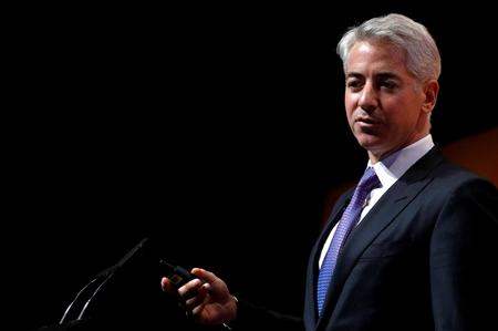 Ackman eyes more gains for his fund with help of Berkshire, others