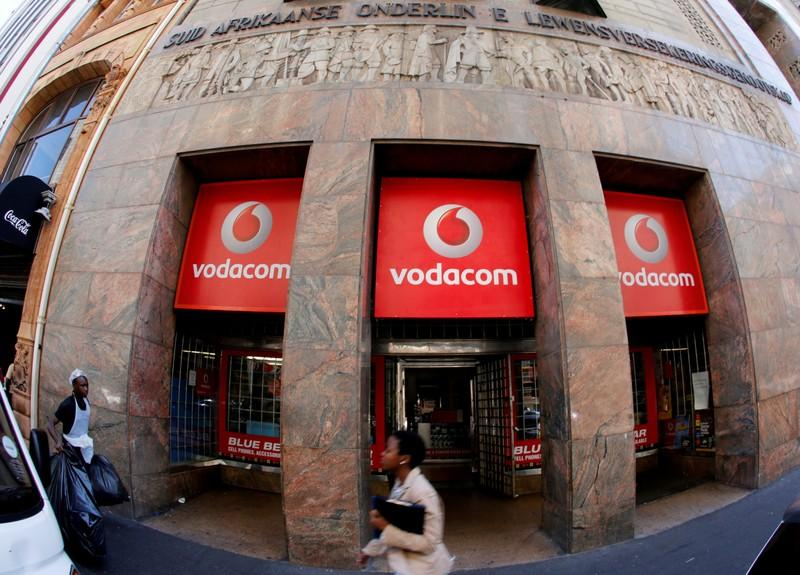Vodacom to invest more than $589 mln on South Africa network this year