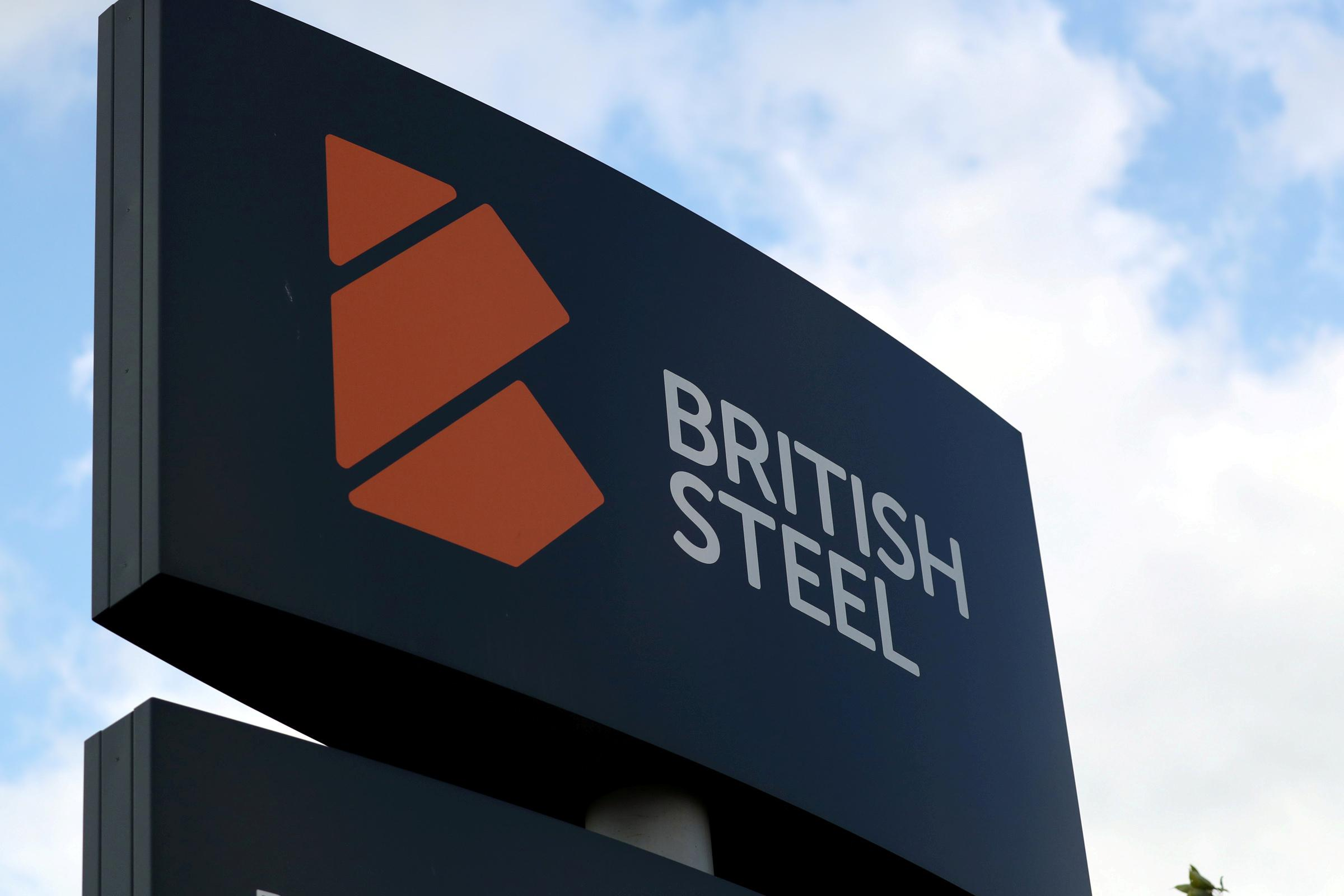 British business minister welcomes outline British Steel deal