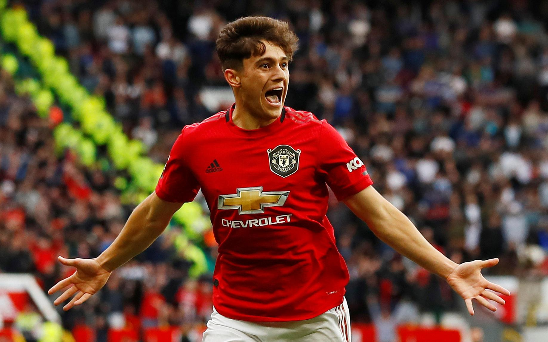 James has earned respect of Man Utd team mates with bright start - Solskjaer