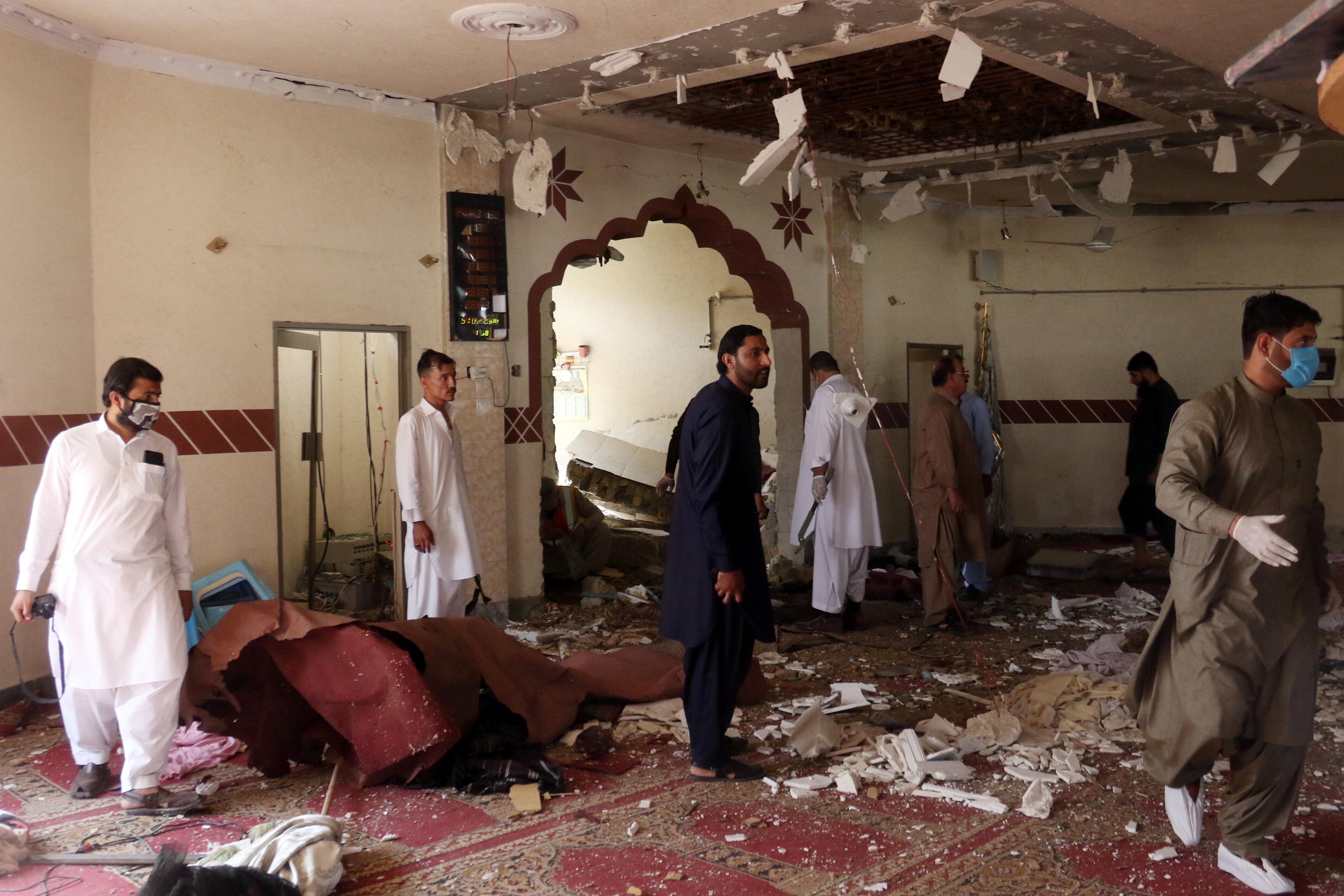 Taliban say killing of leader's brother will not derail U.S. talks