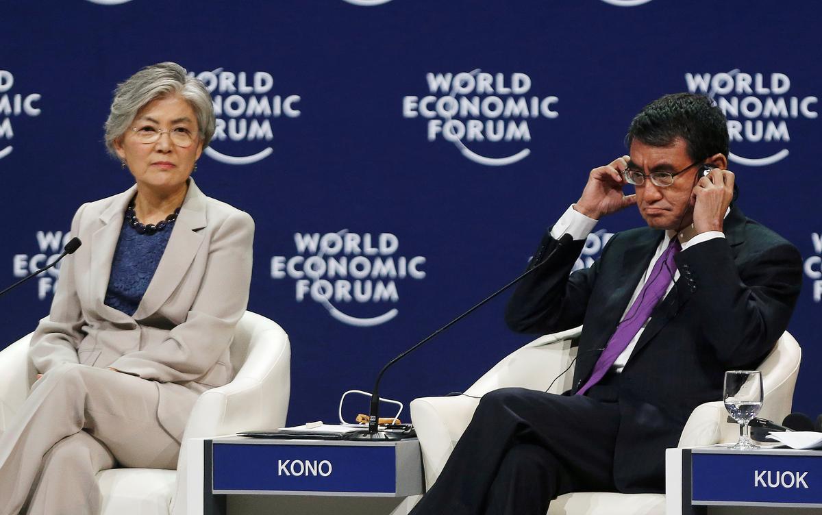 Japanese, Suid-Koreaanse ministers van Buitelandse Sake vergader Woensdag in Beijing