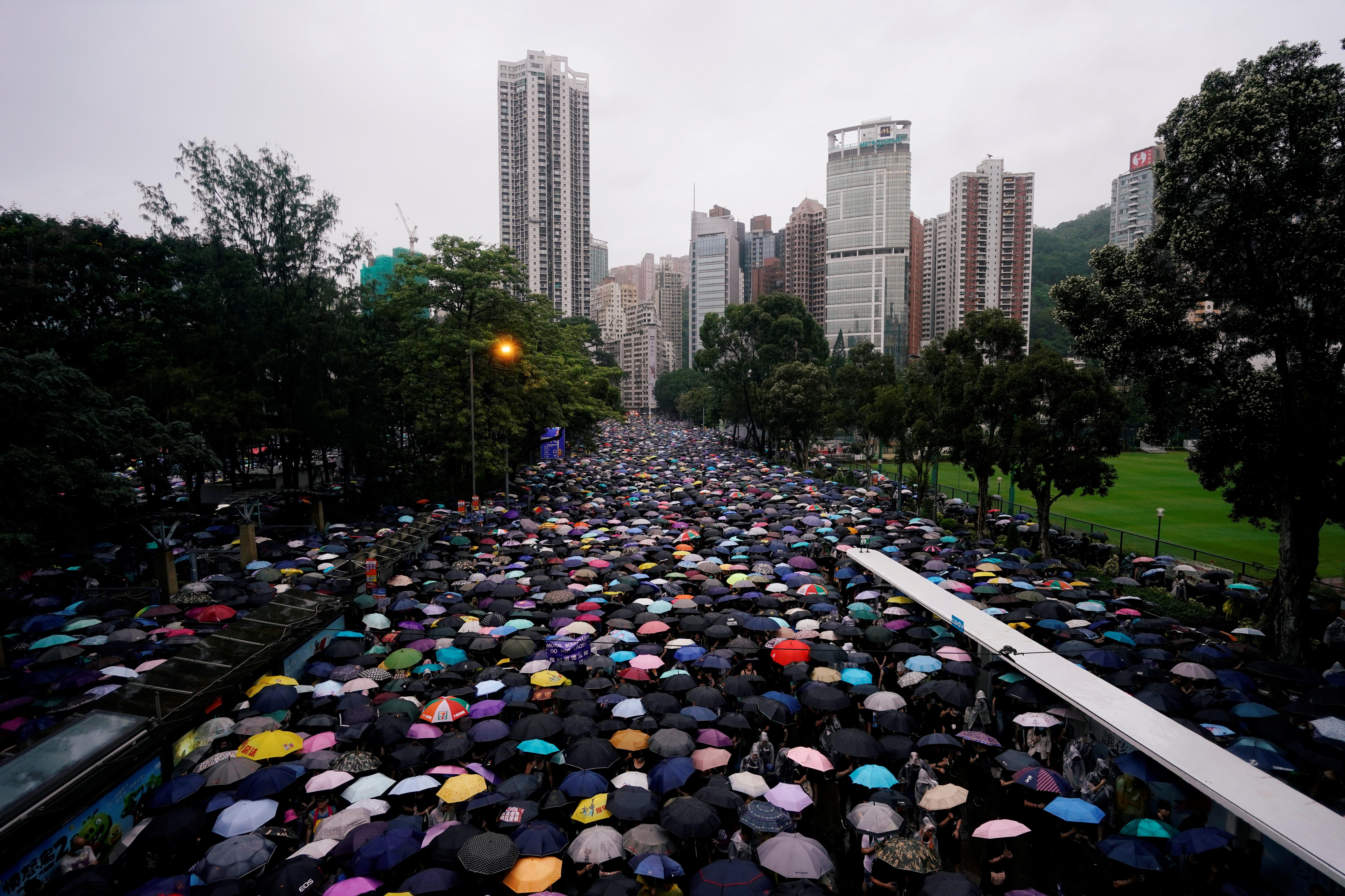 UK's Labour says government must talk to China over Hong Kong