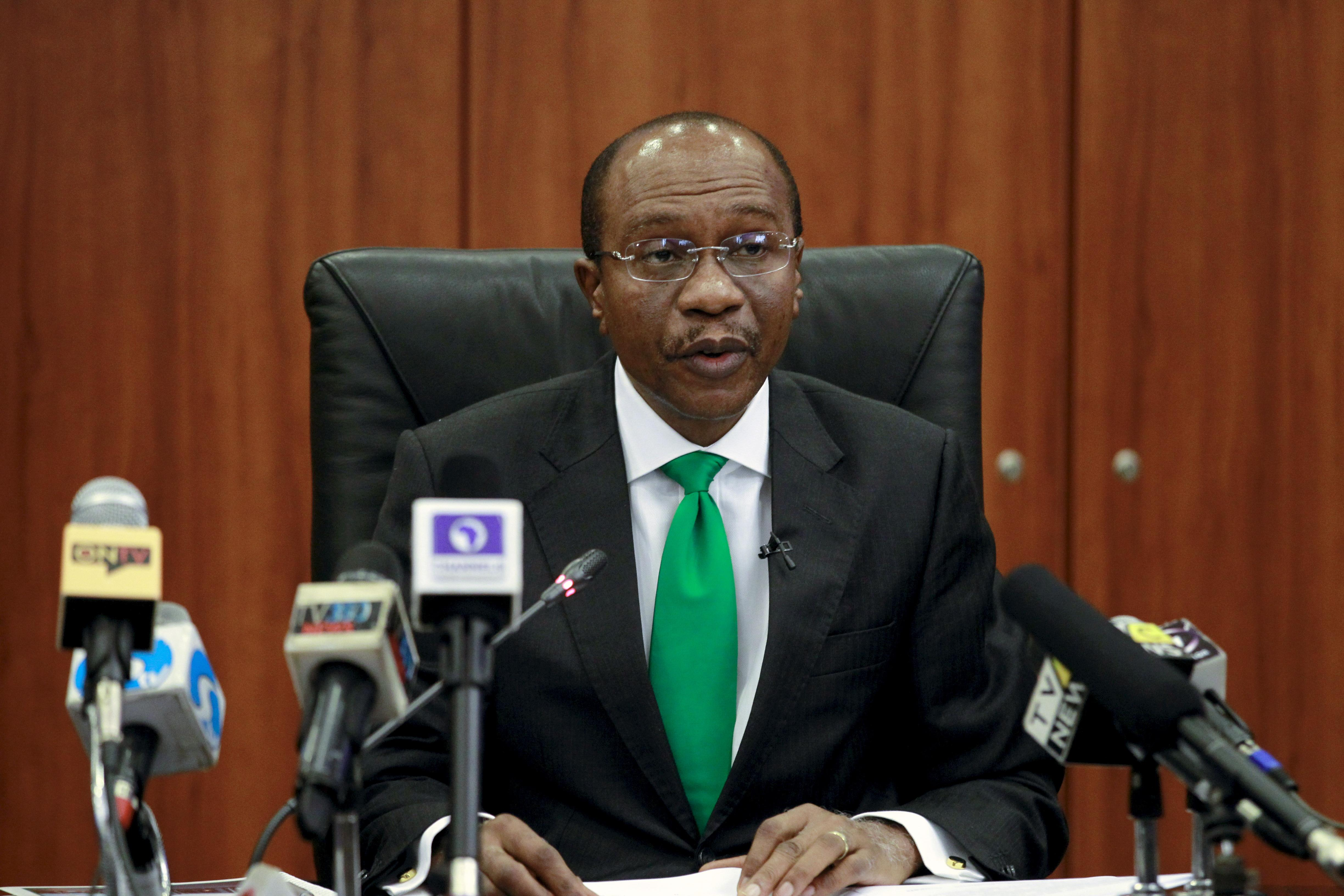 Nigeria central bank to defend reserves in wake of UK $9 billion...