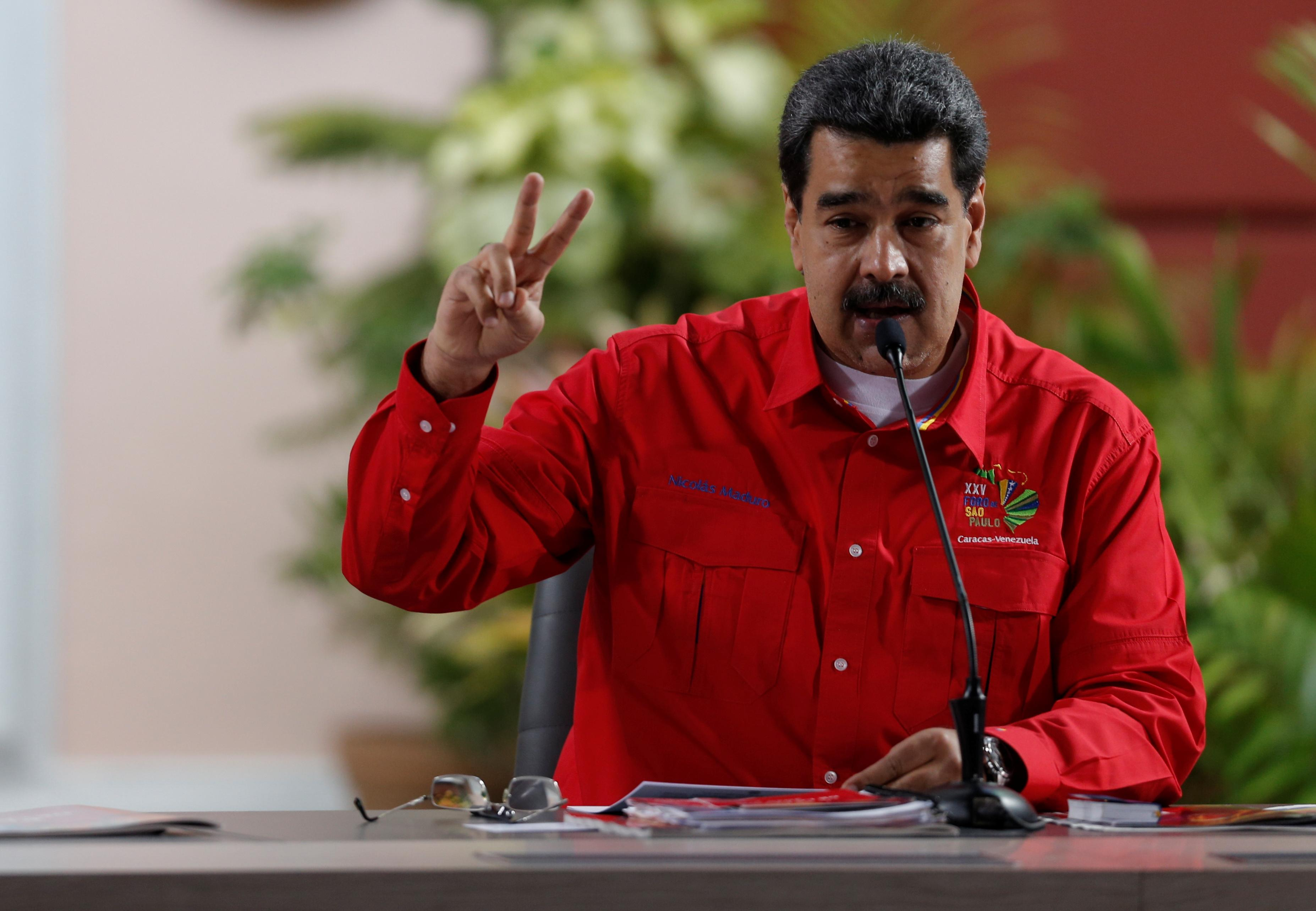 In Venezuela talks, Maduro allies said they would consider fresh elections - sources