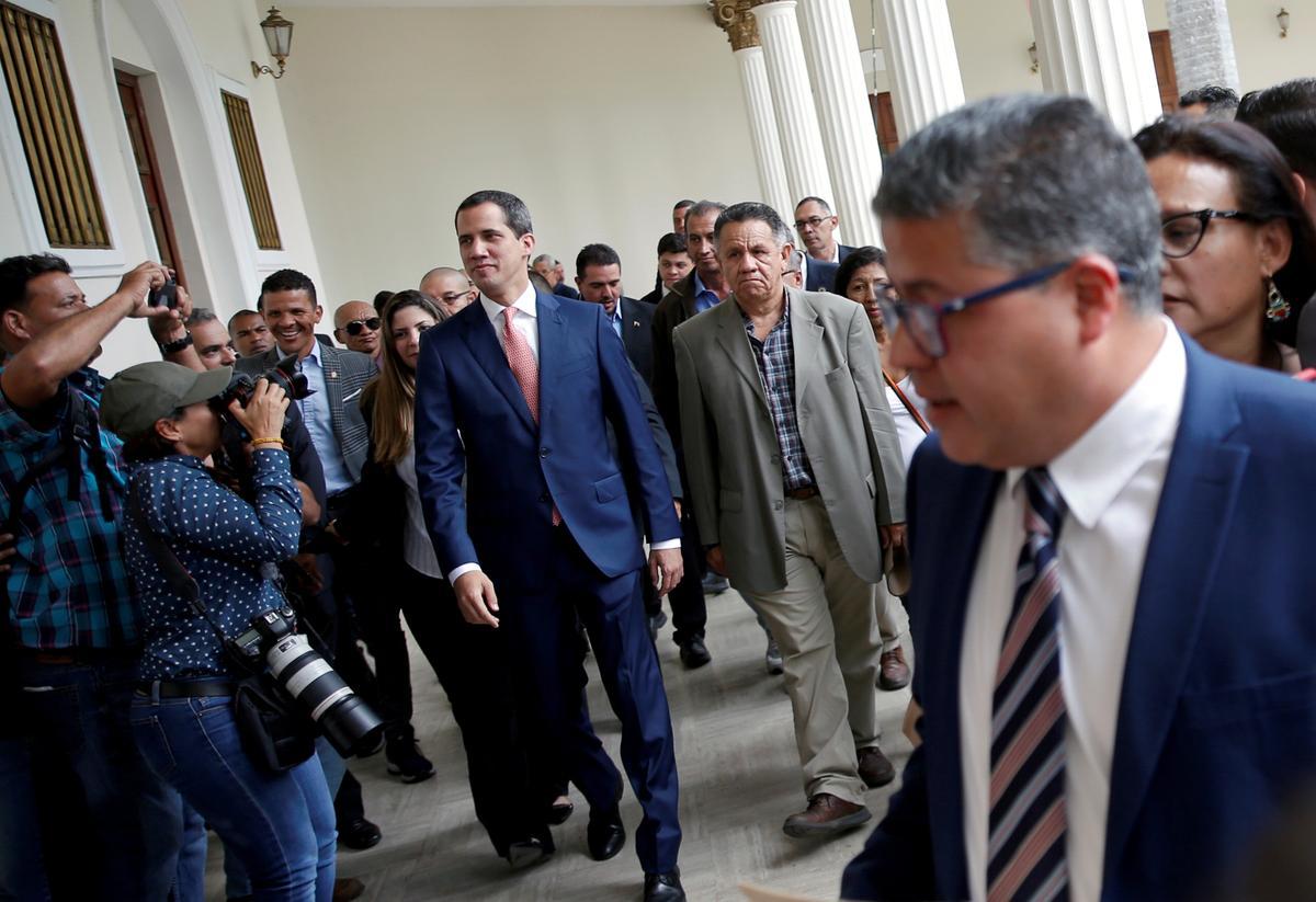 In Venezuela-gesprekke het Maduro-bondgenote gesê dat hulle vars verkiesings sal oorweeg: bronne