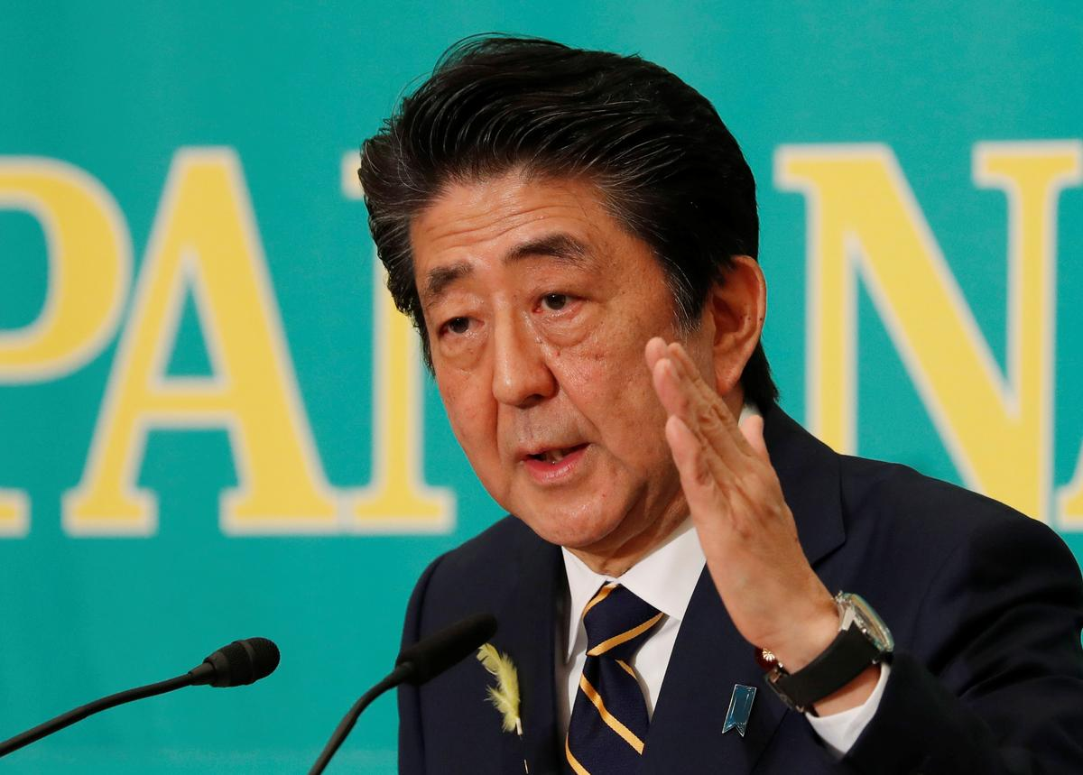 Japan Inc backs Abe's tough trade stance vs South Korea amid row: Reuters poll