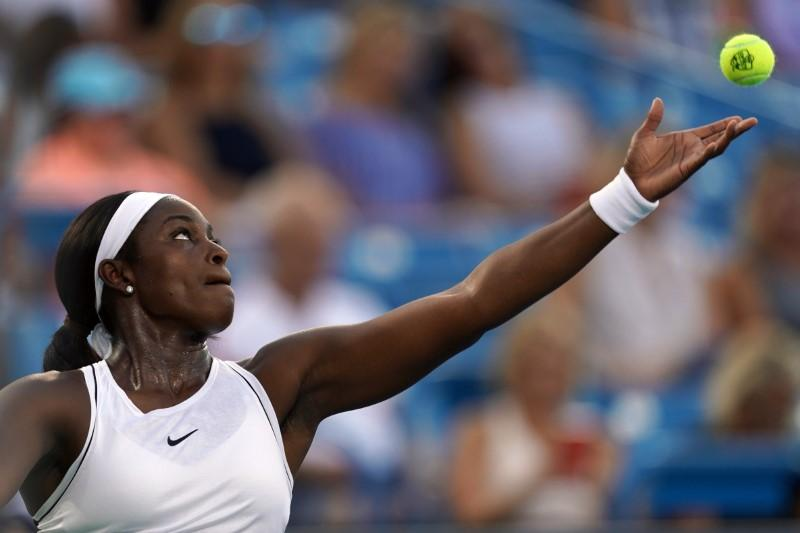 Stephens splits with coach Groeneveld ahead of U.S. Open