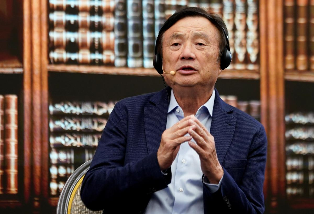 Die stigter van Huawei bespreek 'n hervormingsplan vir die strydmodus om Amerikaanse krisis te verslaan