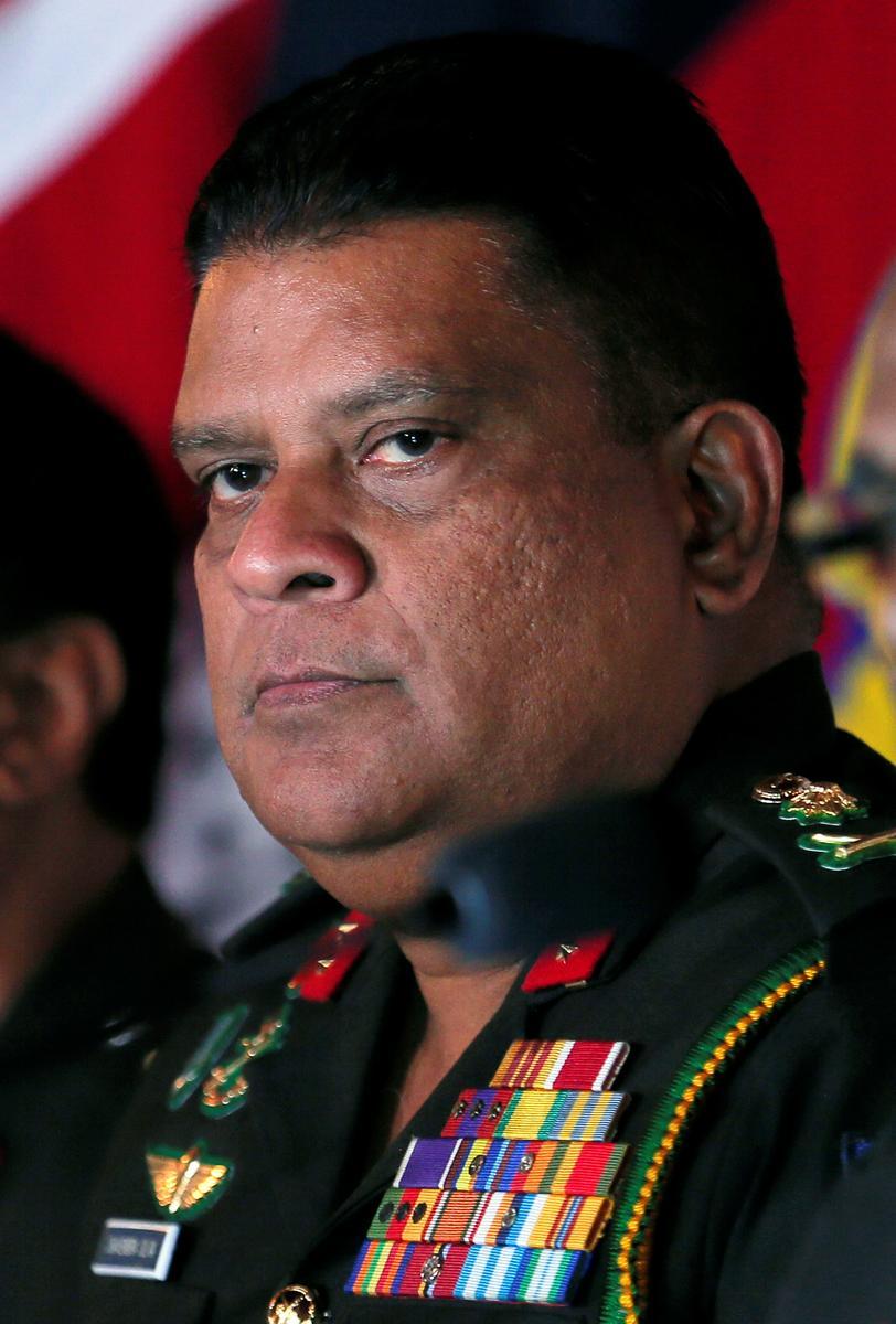 Sri Lanka sê internasionale kritiek oor die nuwe leërhoof 'ongeregverdig'
