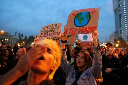 Chile to account for costs of climate change in budget