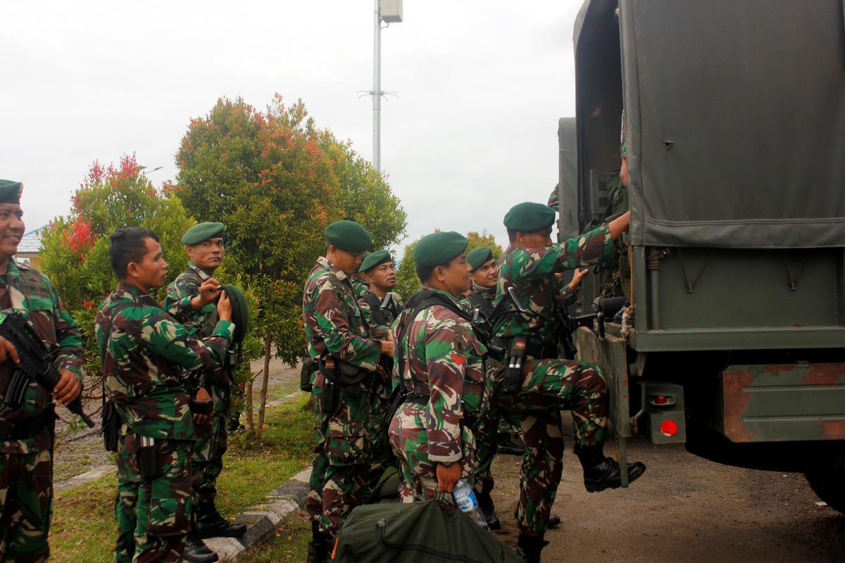 Indonesië stuur meer polisie na Papua, en beperk die spoed van die internet te midde van spanning