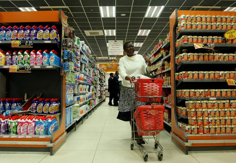 Zimbabwe July inflation at 21.04 % mth/mth - statistics office