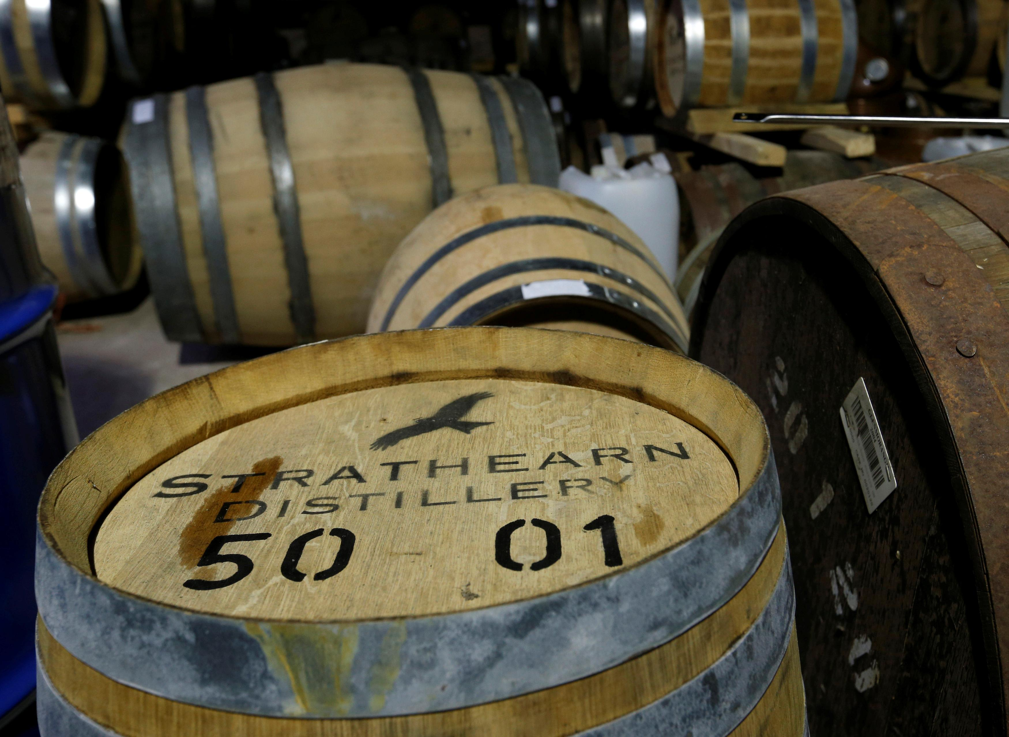 A dram of hope for whisky exports: new Scotland-Netherlands ferry proposed
