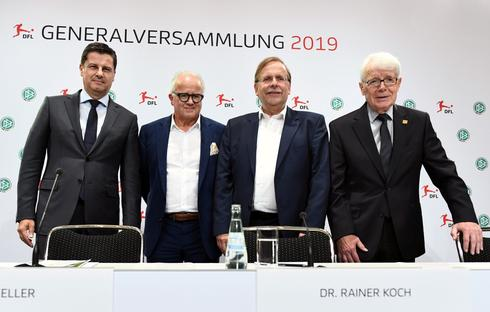 I won't be a one-man show says designated DFB chief Keller