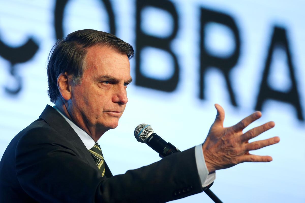 Sonder bewyse beweer die Bolsonaro in Brasilië dat NRO's die Amasone kan verbrand