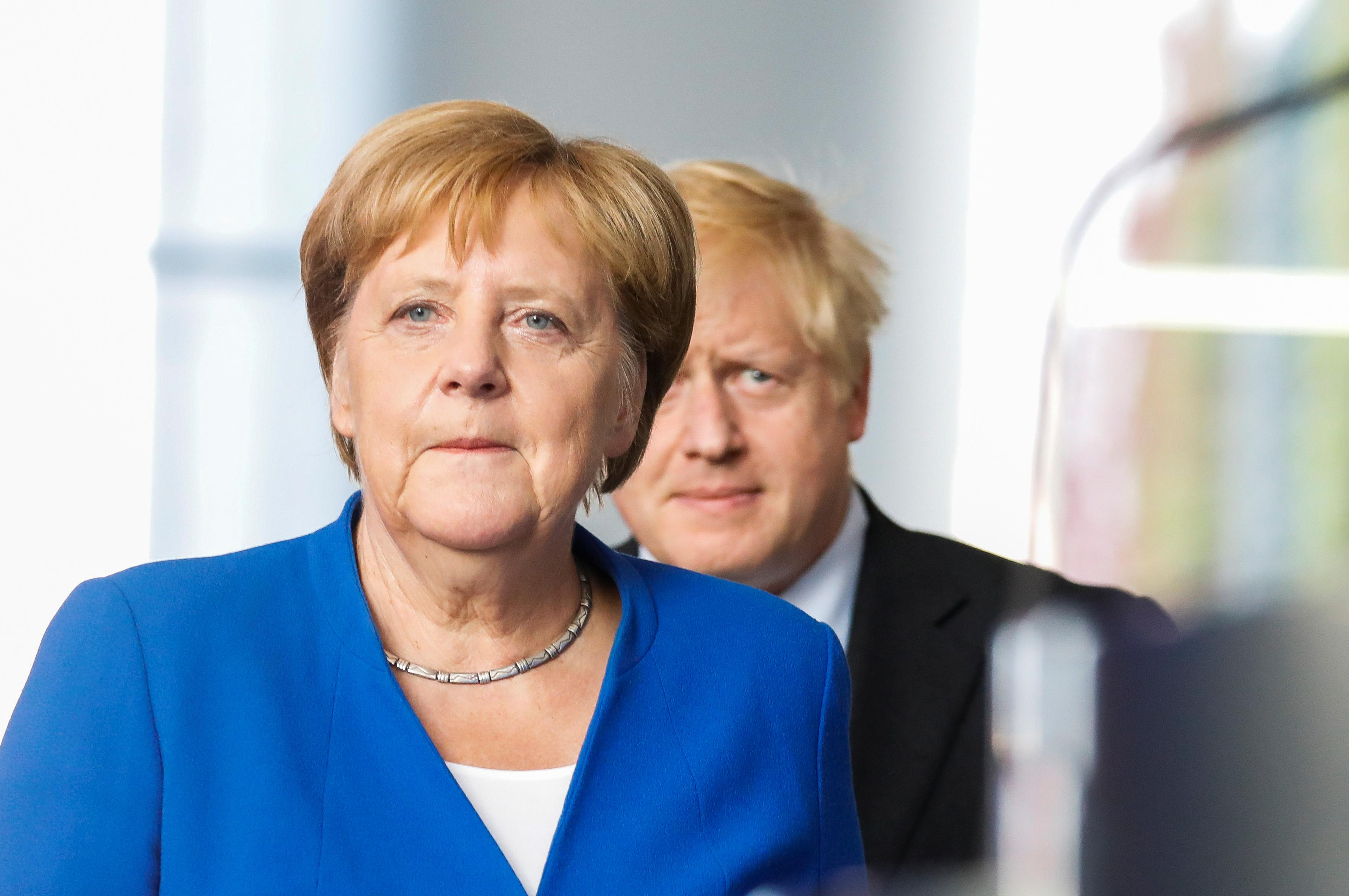 Merkel: With imagination, Irish 'backstop' issue can be solved in 30 days