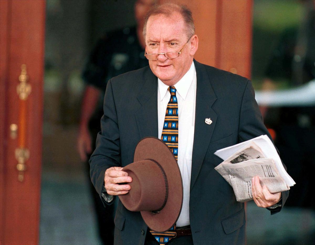 Voormalige Australiese adjunk-premier Tim Fischer sterf op 73