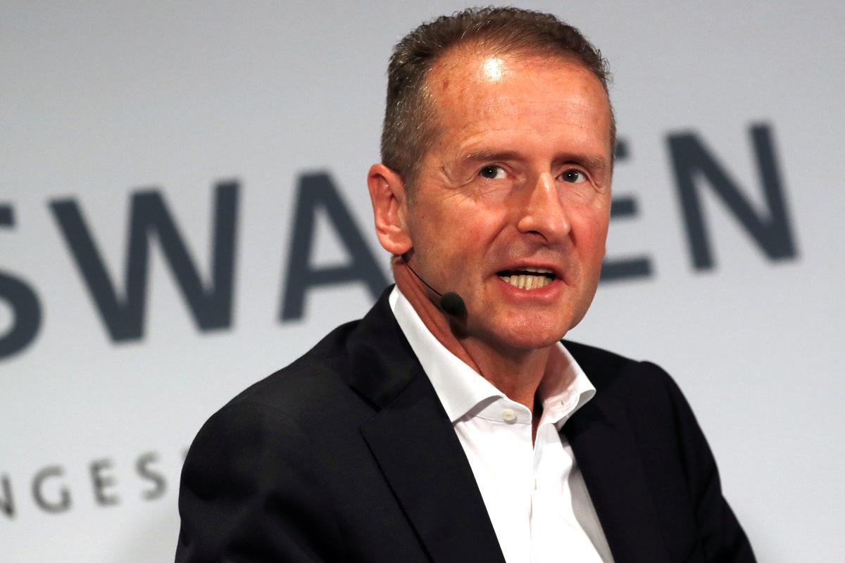 Volkswagen wil nie die belang van Tesla koop nie