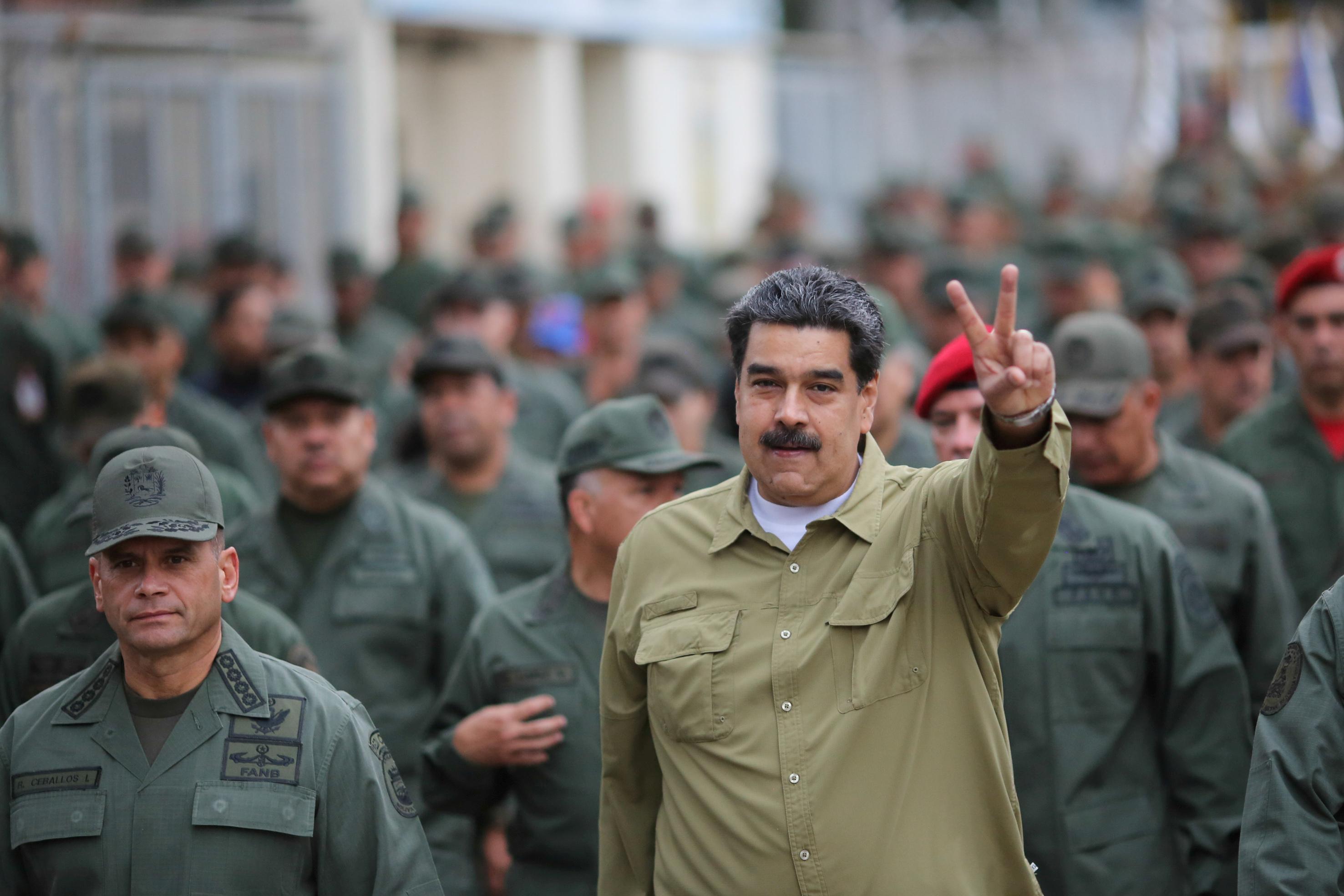 Special Report: How Cuba taught Venezuela to quash military dissent
